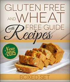 Gluten Free and Wheat Free Guide With Recipes (Boxed Set): Beat Celiac or Coeliac Disease and Gluten Intolerance - http://www.kindle-free-books.com/gluten-free-and-wheat-free-guide-with-recipes-boxed-set-beat-celiac-or-coeliac-disease-and-gluten-intolerance