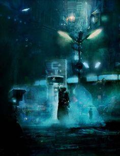 Personnage de Roy Batty (Rutger Hauer) dans Blade Runner
