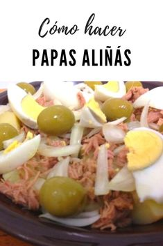 Spanish Dishes, Spanish Food, Cooking Recipes, Healthy Recipes, Lunch To Go, Small Meals, Canapes, Sin Gluten, Potato Recipes
