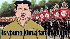 North Korea, Vladimir Lenin, Joseph Stalin, Pyongyang, Adolf Hitler, young kim, #KimJongUn #MeinKampf