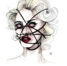 lucasbavid:  rebel heart  Hey,  if you want please post this on instagram  with credits to me @lucasbavid   tagging madonna too!!!