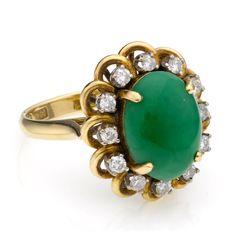 jade and diamond