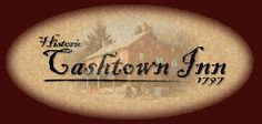 My first experience with the unknown happened in the Heth Room 4 at the Cashtown Inn. Awesome dining experience too!
