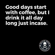 Hahaha!!!! Yeah....gotta be on the safe side of things...always!!! ;) #CoffeeMemes
