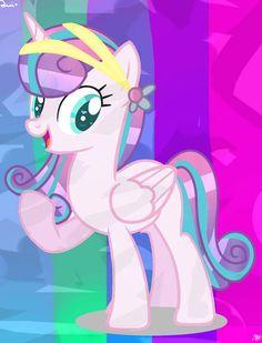 Flurry heart Crystal pony by on DeviantArt My Little Pony Unicorn, My Little Pony List, My Little Pony Princess, My Little Pony Twilight, My Little Pony Comic, My Little Pony Drawing, My Little Pony Pictures, Crystal Ponies, Flurry Heart