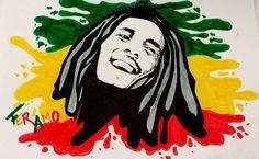 #Bob Marley #Made in Fer Amo