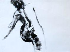 Robert Elliott  --Acrylic - 3mins