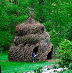 Summer Palace by Patrick Dougherty