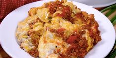 Italian ground beef casserole - Kitchen - Tips and Crafts Meat Recipes, Pasta Recipes, Recipies, Chefs, Casserole Kitchen, Ground Beef Casserole, Italian Seasoning, Tasty Dishes, Coco
