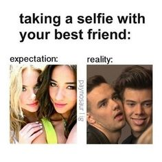 Find images and videos about funny, one direction and lol on We Heart It - the app to get lost in what you love. Funny Best Friend Memes, Crazy Funny Memes, Really Funny Memes, Stupid Funny Memes, Funny Relatable Memes, Haha Funny, Hilarious, Funny Stuff, Bff Quotes Funny