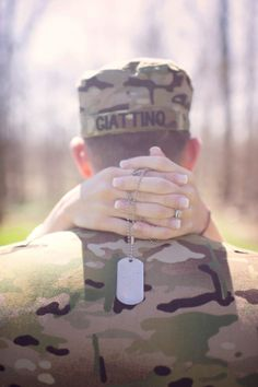 Portraits: Celebrating Our Troops by Jessica Svoboda Photography | Done Brilliantly