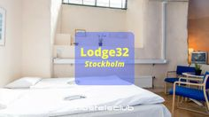 Situato nel centro di Stoccolma il Lodge32 è un ostello moderno, perfetto per risparmiare sul costo dell'alloggio delle tue vacanze svedesi