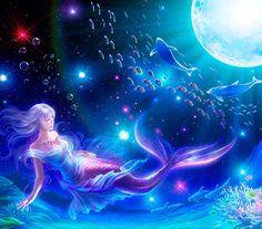 Mermaid (by Shuichi Mizoguchi).