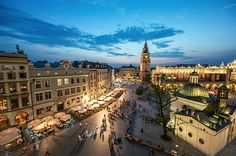 Cracovia: pequeña y manejable