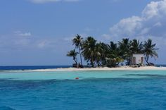 Silk Cayes, Belize. The area is 36km off the coast of Palencia Village and is used by the Turtle Inn dive shop as a snorkeling site. Many divers say the coral reefs here are second only to those found in Australia!