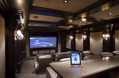Turn Your Living Room into a Stylish Home Theatre without Breaking Bank https://www.futuristarchitecture.com/28320-living-room-home-theatre.html
