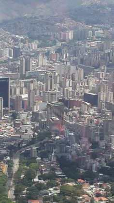 Nuestra Bella Caracas .. Venezuela!