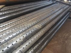 One of our products: SLOIT PIPE