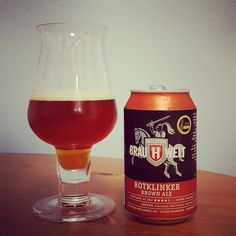 Peinliches Bier wegen Namensklau bei der  @buddelship_brauerei #holsten #rotklinker #brownale #buddelship #roterklinker