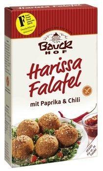 BAUCKHOF bio bezglutenowy mix HARISSA 160g Sklep ze zdrową żwnością bio żywność biotojestto.pl