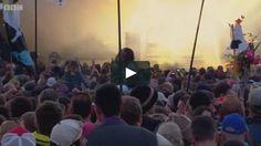 """Este é o vídeo """"Jamie XX live Glastonbury 2015"""" de Octavian Nicola no Vimeo, o lar dos vídeos de alta qualidade e das pessoas que…"""