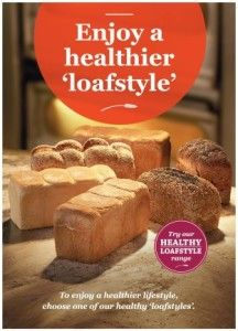 Find your Healthy 'Loafstyle' today at Bakers Delight