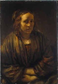 Rembrandt - Lighting Study with Hendrickje Stoffels - 1659.jpg