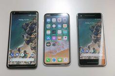 Das beste Smartphone - AllesBeste.de Wir hatten das iPhone X im Test. Es ist neben dem Pixel 2 XL unsere neue Top-Empfehlung –zumindest für alle, die es sich leisten wollen. https://www.allesbeste.de/test/das-beste-smartphone-2/ #AllesBeste #Test #AppleIPhone7 #Duell-Der-Flaggschiffe #FlaggschiffDuell #GalaxyS8 #GooglePixel #GooglePixelXL #GooglePixel2 #HuaweiP10 #IPhone8Plus #LGG6 #OnePlus5 #Premium-Smartphones #Smartphone