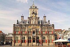 Hampshire Hotel - Delft Centre #Delft #stedentrip #stad #city #citytrip #Nederland #gebouw #cultur #historie #reizen #travel #travelbird