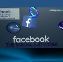 SOFTWARE RVG DESIGNS // The elements of Facebook come to life. (workfile)