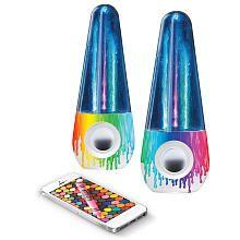 Crayola Bluetooth Dancing Water Speakers