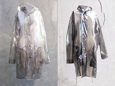 @Enid Hwang Passarella Death Squad Bladerunner Translucent 'Rep' Jacket