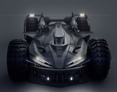 An impressive Batmobile Future concept, that looks like a Lamborghini military version. The Batmobile Future ConceptCreated by Bulgarian designer by Encho… Foto Batman, Batman Vs, Carros Audi, Porsche 918 Spyder, Porsche 911, Automobile, Batman Batmobile, Buggy, Futuristic Cars