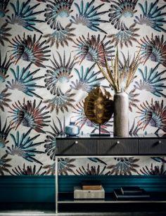 Decorex 2015 News Casamance new collection, Acajou   @casamance #fabrics @Decorex_Int , London Design Festival