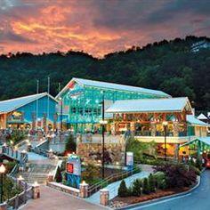 Ripley's Aquarium Gatlinburg, Tennessee