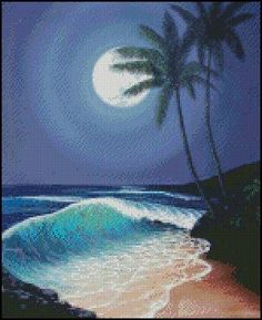 click here to view larger image of Hawaii Moon (chart)