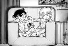 Magic Kaito, Conan, Detective, Snoopy, Marvel, Fan Art, Manga, Anime, Fictional Characters