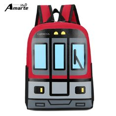 Cheap school backpack, Buy Quality kids school directly from China school bag children Suppliers: Amarte Kids School bags Children Nylon School Backpacks L23cm*W11cm*H29cm For Girls Boys School Bags For 1-3 Grade Students