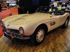 1958 BMW 507 Roadster Série II