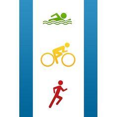 triathlon inspirational posters