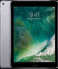 Apple iPad Air 2 128GB Wi-Fi 9.7in - Space Gray  BRAND NEW (Latest Model)