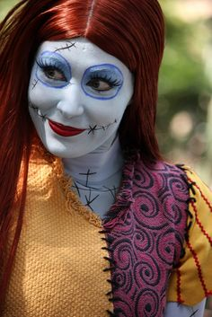 Sally  by Visions Fantastic, via Flickr