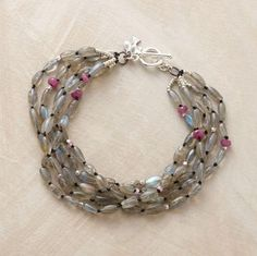 Sundance catalog bracelet - labradorite
