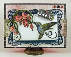 Everlasting Love Card by Candy S. - Cards and Paper Crafts at Splitcoaststampers