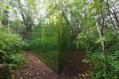 refelxions colorees by hal ingberg - international garden festival les jardins de metis reford gardens canada