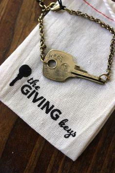 The Giving Keys Bracelet  