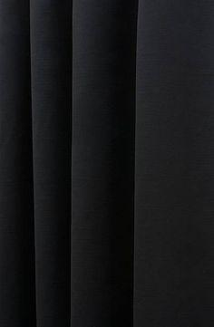 Tate Noir Made to Measure Curtains, £114 per pair or £15 per metre.