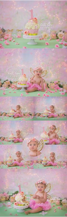 cake smash | Heidi Hope Photography