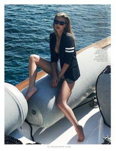 """Hello, Sailor.."" Tatler Magazine"