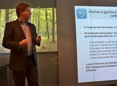 Telenor åpner 4G på 1000 nye stasjoner Nye, Workplace